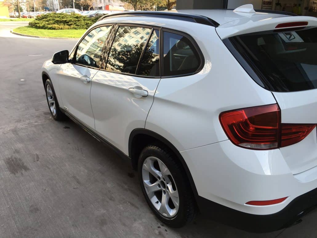 Bmw Exterior: BMW X1 - Regular Interior And Exterior Maintenance