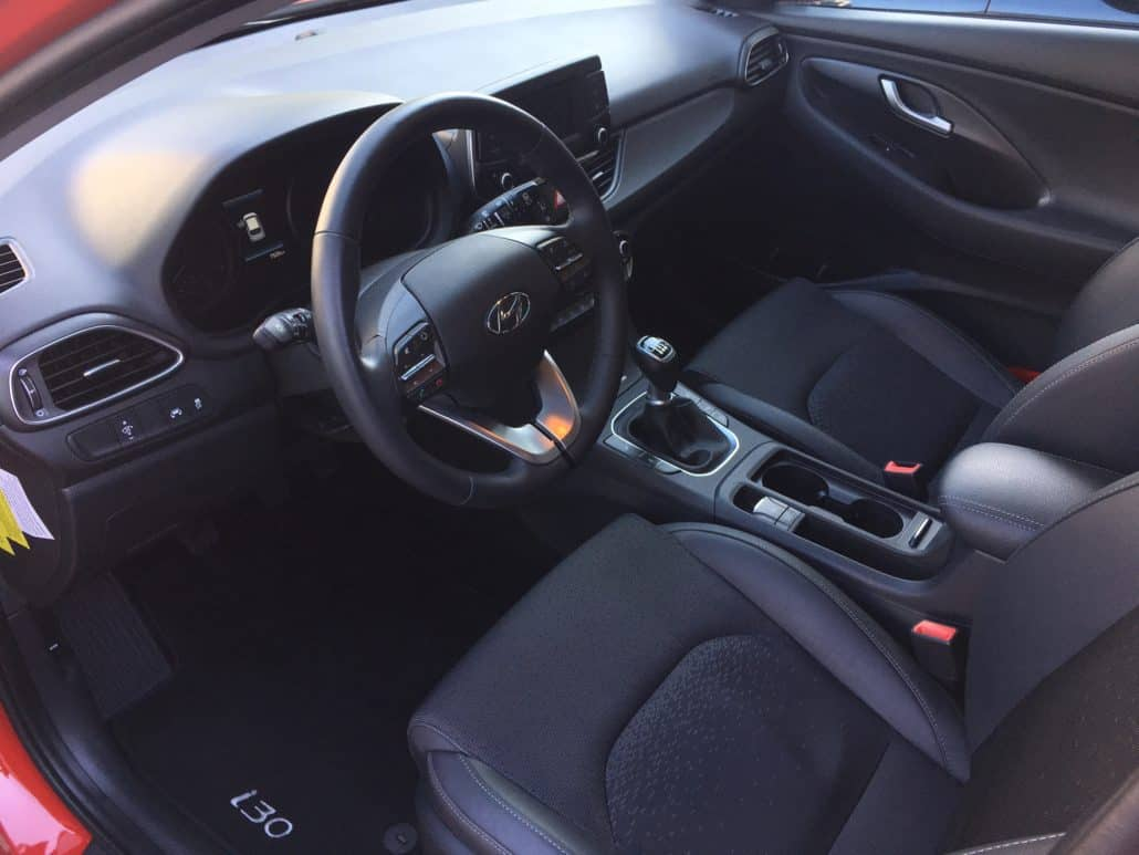 Hyundai I30 Interior And Exterior Cleaning Kv Detail