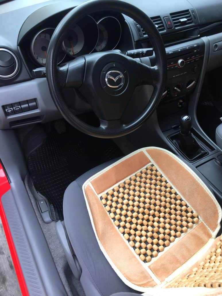 Mazda 3 interior and exterior cleaning polishing wax kv detail for Interior and exterior detailing